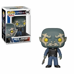 POP! Movies: Bright - Nick Jakoby Vinyl Figure #560