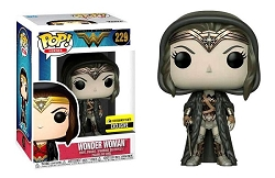 POP! DC Comics: Wonder Woman 2017 - Wonder Woman Sepia Vinyl Figure #229 (Entertainment Earth Exclusive!)