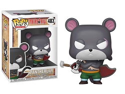 POP! Animation: Fairy Tail - Panther Lily Vinyl Figure #483