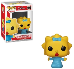 POP! Animation: The Simpsons - Maggie Vinyl Figure #498