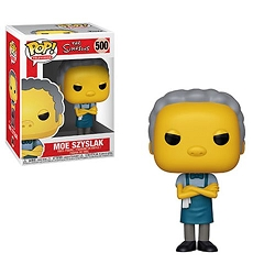 POP! Animation: The Simpsons - Moe Vinyl Figure #500
