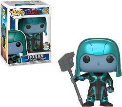 POP! Heroes: Marvel Captain America - Ronan Vinyl Figure #448 (Specialty Series)