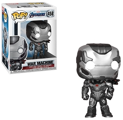 POP! Marvel: Avengers: Endgame - War Machine Vinyl Bobblehead Figure #458