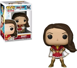 POP! DC Comics: Shazam! - Mary Vinyl Figure #262
