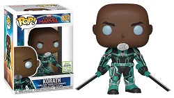 POP! Heroes: Captain Marvel - Korath Vinyl Figure #437 ECCC Exclusive*