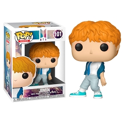 POP! Rocks: BTS - Jimin Vinyl Figure #101