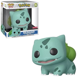 POP! Games: Pokemon - Bulbasaur 10