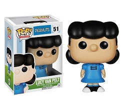 POP! Animation: Peanuts - Lucy Van Pelt Vinyl Figure #51
