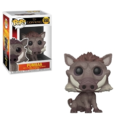 POP! Disney: The Lion King (2019) - Pumbaa Vinyl Figure #550