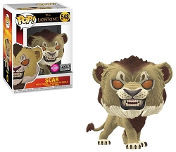 POP! Disney: The Lion King (2019) - Scar Vinyl Figure #548