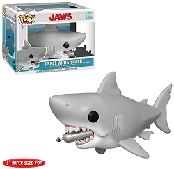POP! Movies: Jaws - Great White Shark w/ Tank 6