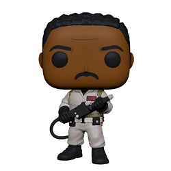 POP! Movies: Ghostbusters - Winston Zeddemore Vinyl Figure #746