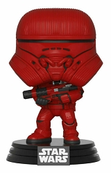 POP! Star Wars - Sith Jet Trooper Vinyl Booble-Hear Figure #318
