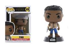 POP Star Wars - FINN Vinyl Bobble-Head Figure #309