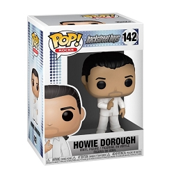 POP! Rocks: Backstreet Boys - Howie Dorough #142 Vinyl Figure