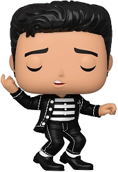 POP! Rocks: Elvis Presley - Elvis Jailhouse Rock Vinyl Figure #186