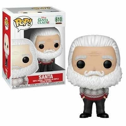 POP! Disney: The Santa Clause - Santa Vinyl Figure #610