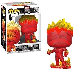 POP! Marvel 80th: First Appearance - Human Torch  Vinyl Figure #501