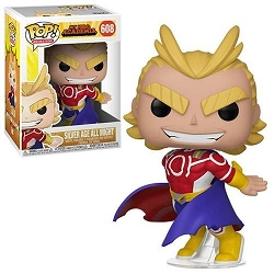 POP! Animation: My Hero Academia - Silver Age All Might Vinyl Figure #608