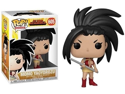 POP! Animation: My Hero Academia - Momo Yaoyorozu Vinyl Figure #605