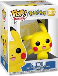 POP! Games: Pokemon - Pikachu Vinyl Figure #553