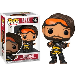 POP! Games: Apex Legends - Mirage Vinyl Figure #547