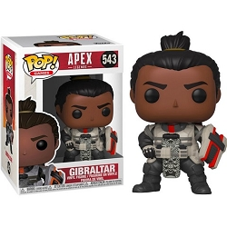POP! Games: Apex Legends - Gibraltar Vinyl Figure #543