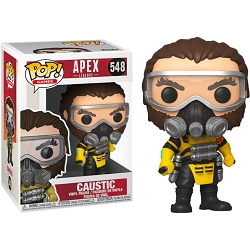 POP! Games: Apex Legends - Caustic Vinyl Figure #548