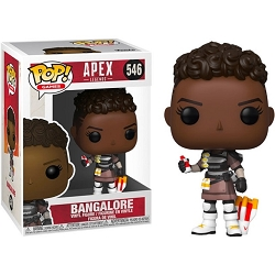 POP! Games: Apex Legends - Bangalore Vinyl Figure #546