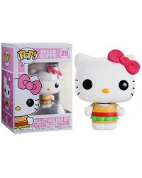 POP! Animation: Hello Kitty 45th Anniversary - Hello Kitty (Kawaii Burger Shop) Vinyl Figure #29