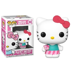 POP! Animation: Hello Kitty 45th Anniversary - Hello Kitty (Sweet Treat) Vinyl Figure #30