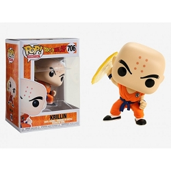 POP! Animation: Dragonball Z - Krillin Vinyl Figure #706