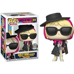 POP! Heroes: Birds Of Prey - Harley Quinn Incognito #311 Specialty Series Vinyl Figure