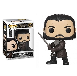POP! Television: Game Of Thrones - Jon Snow Vinyl Figure #80