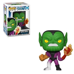 POP! Heroes: Marvel Fantastic Four - Super-Skrull Vinyl Figure #566