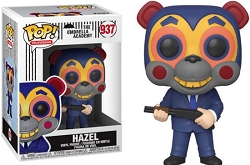 POP! Television: The Umbrella Academy - Hazel Vinyl Figure #937