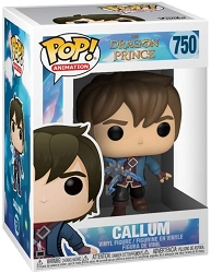 POP! Animation: The Dragon Prince - Callum Vinyl Figure #750
