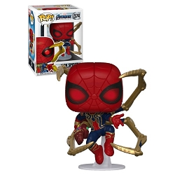 POP! Heroes: Marvel Avengers Endgame - Iron Spider Vinyl Figure #574