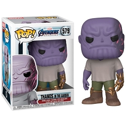POP! Heroes: Marvel Avengers Endgame - Thanos (In The Garden) Vinyl Figure #579