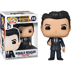 POP! Icons: American History - Ronald Reagan #49 Vinyl Figure