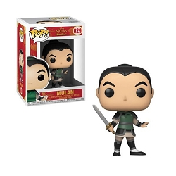 POP! Disney: Mulan - Mulan as Ping #629 Vinyl Figure