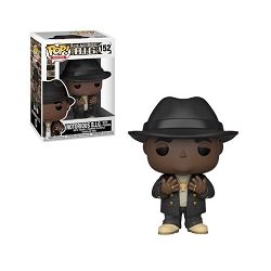 POP! Rocks: Notorious B.I.G. With Fedora #152 Vinyl Figure