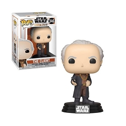 POP! Star Wars: The Mandalorian - The Client #346 Vinyl Figure