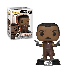 POP! Star Wars: The Mandalorian - Greef Karga #347 Vinyl Figure