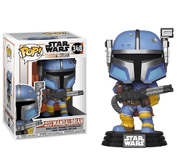 POP! Star Wars: The Mandalorian - Heavy Infantry Mandalorian #348 Vinyl Figure
