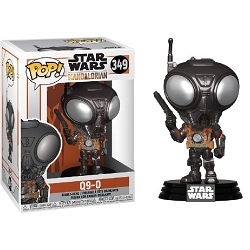 POP! Star Wars: The Mandalorian - Q9-0 #349 Vinyl Figure