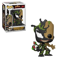 POP! Heroes: Marvel Spider-Man Maximum Venom - Venomized Groot #601 Vinyl Figure