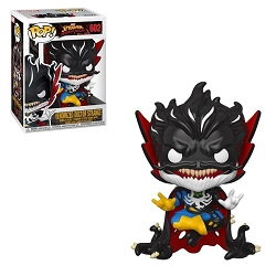 POP! Heroes: Marvel Spider-Man Maximum Venom - Venomized Doctor Strange #602 Vinyl Figure