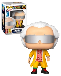 POP! Movies: Back to the Future - Doc 2015 Vinyl Figure #960