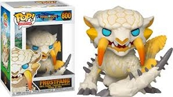 POP! Animation: Monster Hunter Stories Ride On - Frostfang Vinyl Figure #800